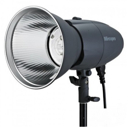 Вспышка Mircopro MQ-150S with reflector