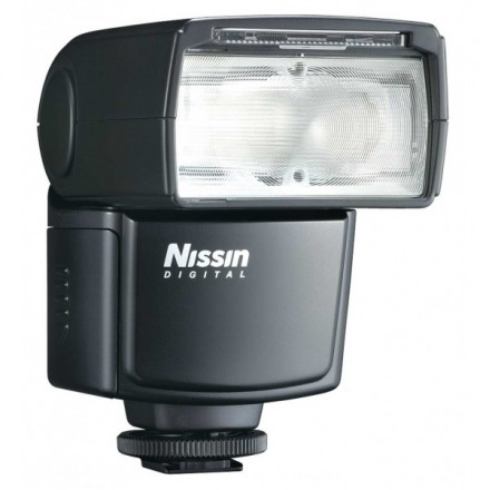 Вспышка Nissin Speedlite Di466 для FOUR THIRDS (black) Olympus/Panasonic