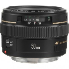 Объектив Сanon EF 50mm f1.4 USM комиссионный