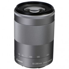 Объектив Canon EF-M 55-200mm f/4.5-6.3 IS STM Silver