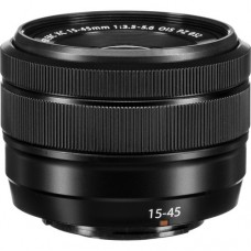 Объектив Fuji XC15-45mm F3.5-5.6 OIS PZ black