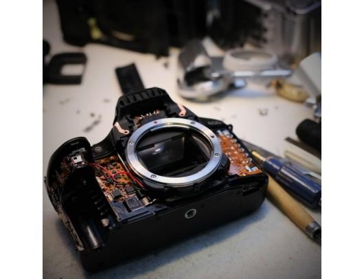 Ремонт фототехники в Одессе. Высокая скорость и качество выполненных работ.