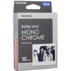 ФОТОПЛЕНКА FUJIFILM COLORFILM INSTAX WIDE MONOCHROME 10 PACK