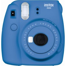 Фотоаппарат FUJI Instax Mini 9 CAMERA COB BLUE EX D N Синий Кобальт