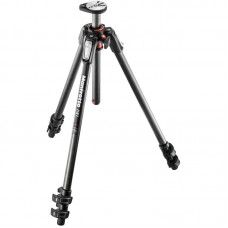 Штатив Manfrotto 190 Carbon Fiber Tripod Black, w/o head (MT190CXPRO3)
