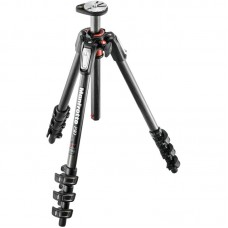 Штатив Manfrotto 190 Carbon Fiber Tripod Black, w/o Head (MT190CXPRO4)