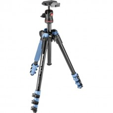 Штатив Manfrotto BEFREE ALU BLUE TRIPOD+BALL H (MKBFRA4L-BH)