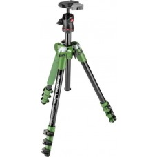 Штатив Manfrotto BeFree Alu Green Tripod+Ball Head (MKBFRA4G-BH)