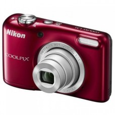 Цифр. фотокамера Nikon Coolpix L31 Red