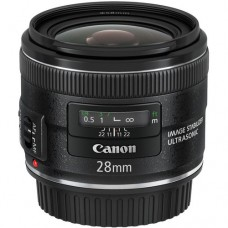 Объектив Canon EF 28mm f/2.8 IS USM