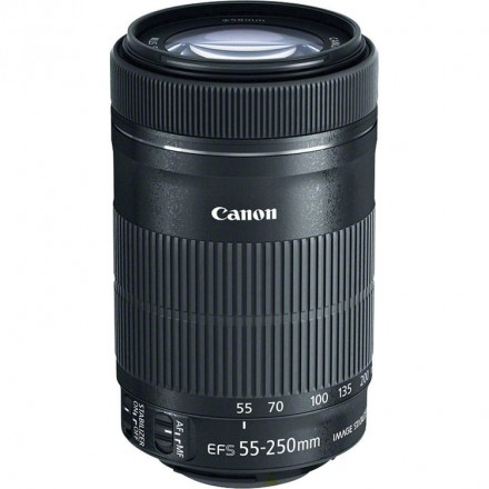 Объектив Canon EF-S 55-250mm 4-5.6 IS STM