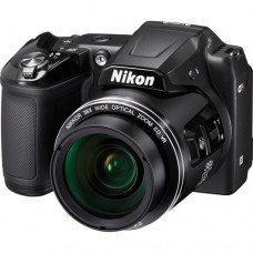 Цифр. фотокамера Nikon Coolpix L840 Black