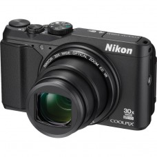 Цифр. фотокамера Nikon Coolpix S9900 Black