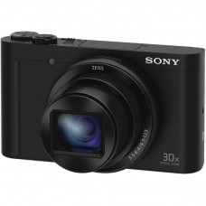 Цифр. фотокамера Sony Cyber-Shot WX500 Black
