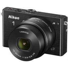 Цифр. Фотокамера Nikon 1 J4 + VR 10-30mm PD-Zoom Black
