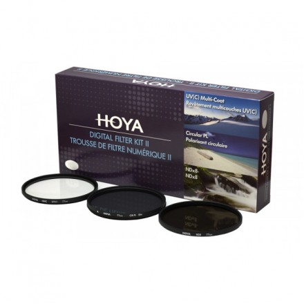 Набор Hoya Digital Filter Kit II 55mm