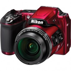 Цифр. фотокамера Nikon Coolpix L840 Red