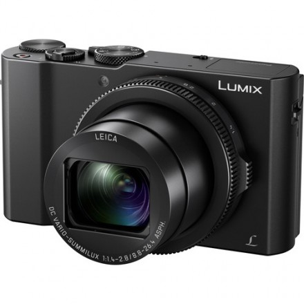 Цифр. фотокамера Panasonic LUMIX DMC-LX15