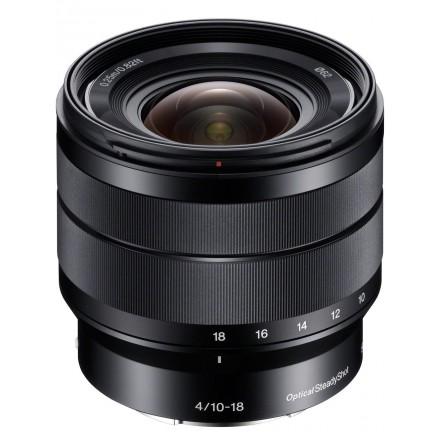 Объектив Sony 10-18mm f/4.0 для NEX