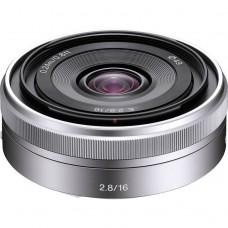 Объектив Sony 16mm, f/2.8 для камер NEX