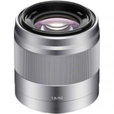 Объектив Sony 50mm, f/1.8 для камер NEX