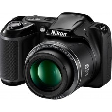 Цифр. фотокамера Nikon Coolpix L340 Black