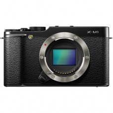 Цифр. фотокамера Fujifilm X-M1 body black