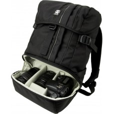 Рюкзак для зерк. Фото Crumpler Jackpack Half Photo System Backpack (dull black /)