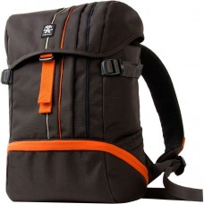 Рюкзак для зерк. фото Crumpler Jackpack HalfPhoto System Backpack (grey black/orange)