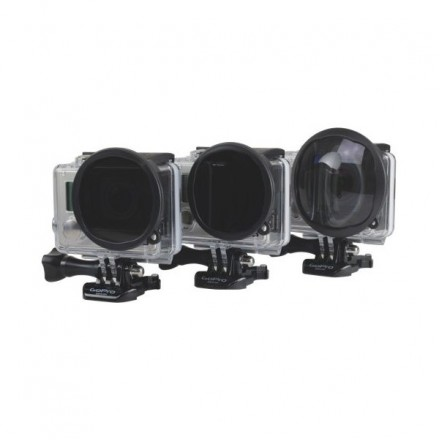 Hero3+ Venture Three Pack (P1015)