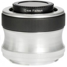 Fisheye-oбъектив Lensbaby Scout 12mm F4.0 for Nikon F