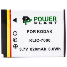 Aккумулятор PowerPlant Kodak KLIC-7000