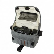 Сумка для зерк. Фото Crumpler Jackpack 4000 (dk._mouse_grey_/_off_white)