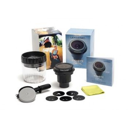 Насадка Lensbaby Fisheye Optic (LBOFE)