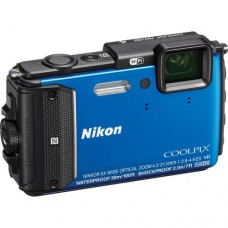 Фотоаппарат Nikon Coolpix AW130 Blue