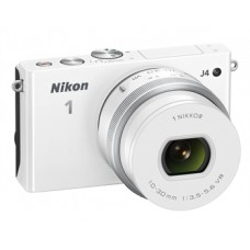 Цифр. фотокамера Nikon 1 J5 +10-30mm PD-Zoom KIT WHITE