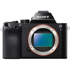 Цифр. фотокамера Sony Alpha 7 body black